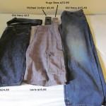 Shorts och blandat