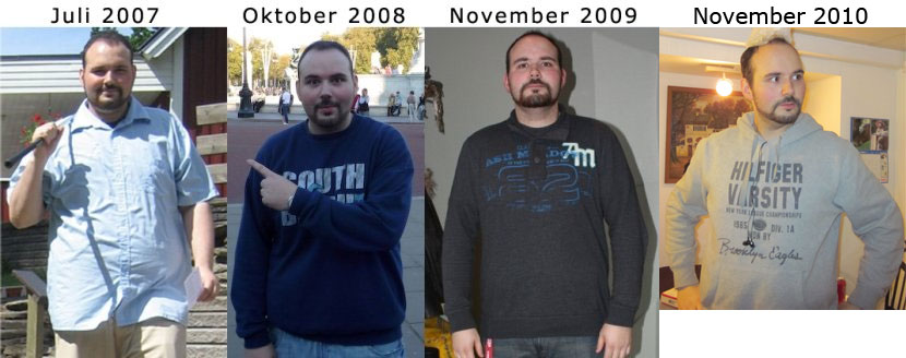2007, 2008, 2009, 2010