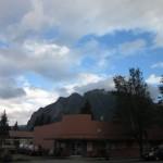 Ett berg...